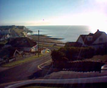 View from West Point, at Saltdean, 19 Nov 2005